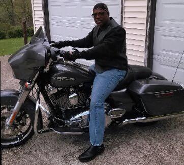 Roger - Deacon/Harley Rider