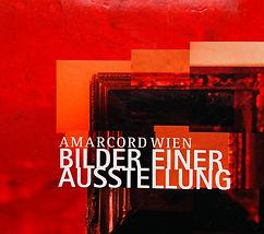 CD AMARCORD WIEN Bildereiner Ausstellung