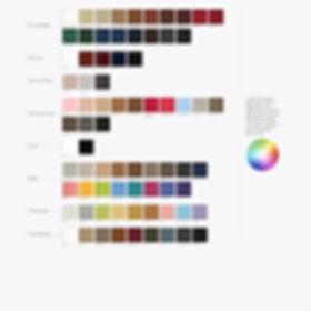 couleurs & choix album de mariage