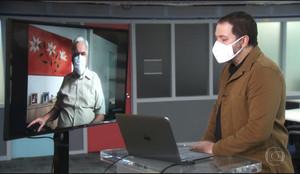 Cantores Alegram os Idosos na Pandemia
