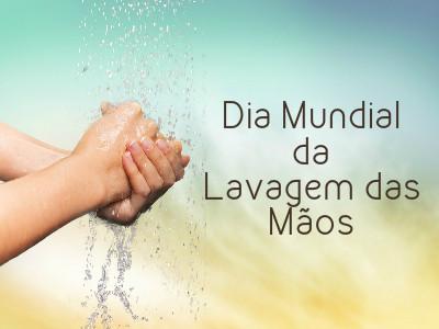 Você Sabia Que Existe o Dia Mundial de Lavar as Mãos?