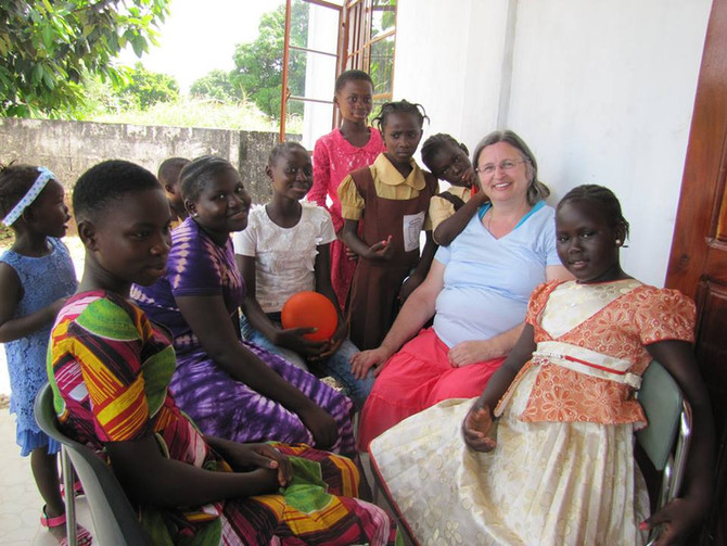 Operation Christmas Child - Gambia