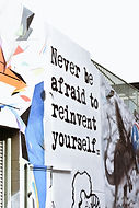 Image_Never be afraid to reinvent_Photo