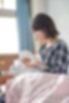 出産撮影・ニューボーンフォトのハレノヒ写真|赤ちゃん撮影3