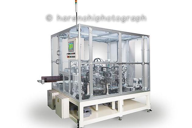 ハレノヒ写真の商品撮影 大型工作機械撮影