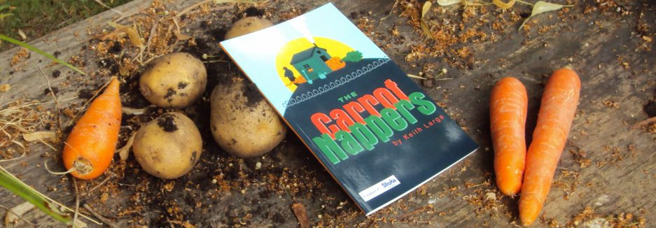 The Carrot Nappers cover