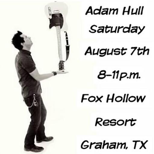 Adam Hull Live