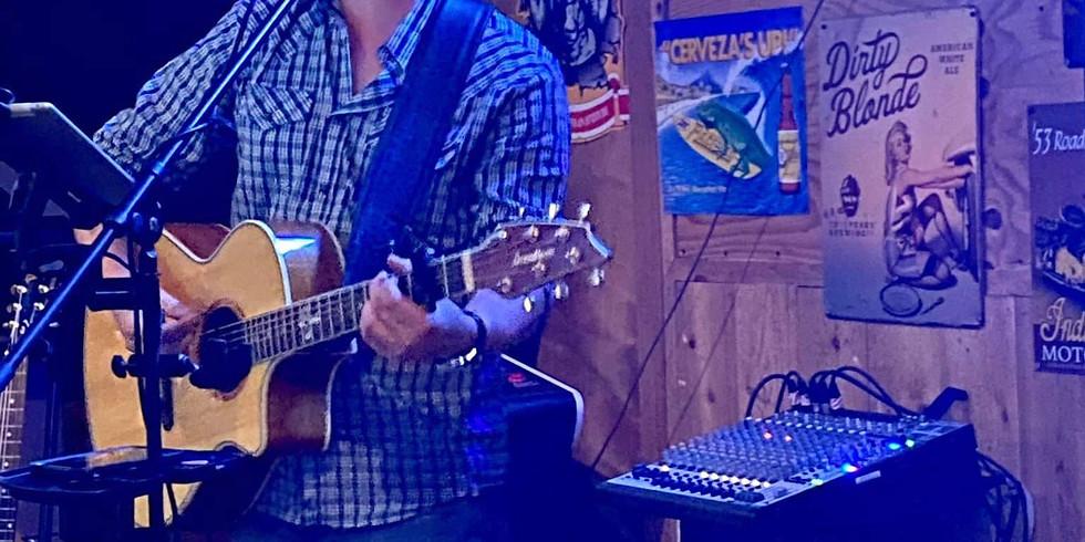 Stephen Brashear Live