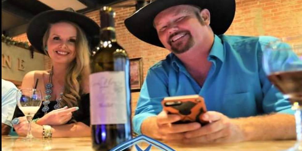 Travis and Cindy Jo: Live