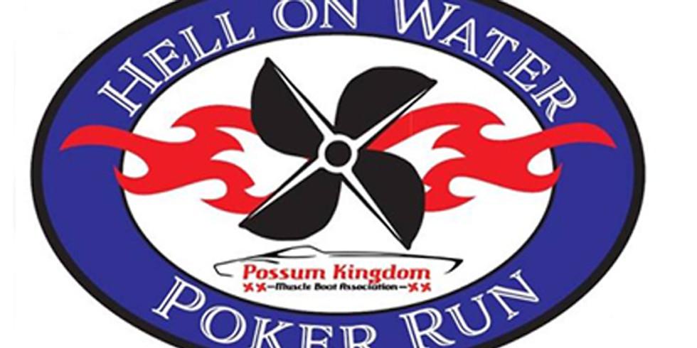 Hell On Water Poker Run