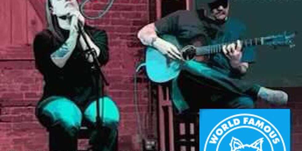Aubrey Lynn & Dusty Hendricks Live