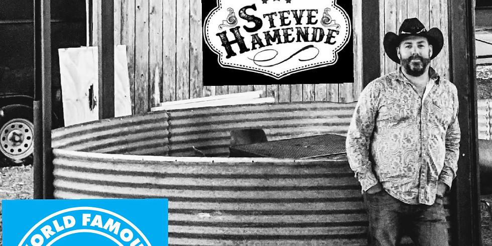 Steve Hamende Live