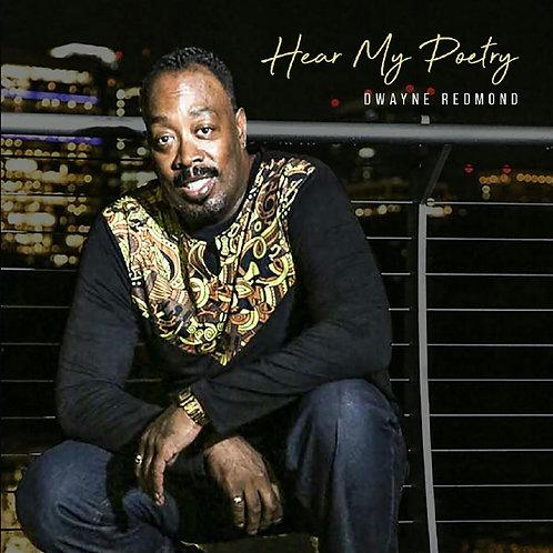 Hear My Poetry - CD