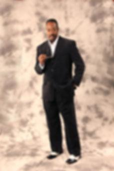 Dwayne Redmond Author and Advocate