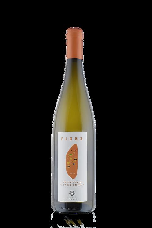 """FIDES"" Chardonnay DOC Trentino"