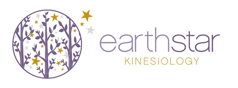 Earth Star Kinesiology logo banner