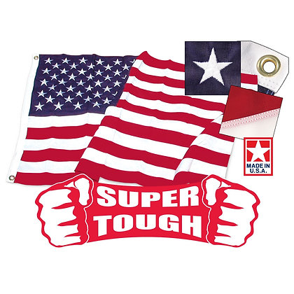 Super Tough Polyester American Flag