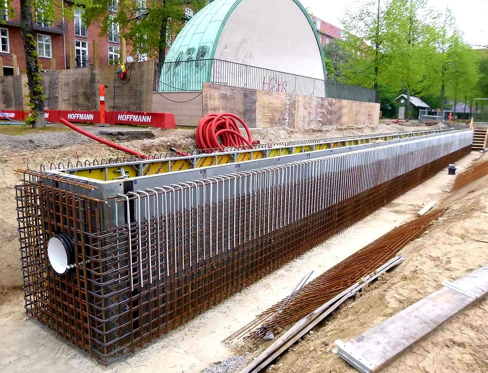 Betonentreprenør, in situ, in-situ, beton, jord og kloak, gartner og belægning, norDC, nor|DC, bæredygtig beton, bæredygtig, nor|DC, norbyg, V8, V8c, V8 construction, professionel entreprenør, Renovering, anlæg, armering, bundplader, terrændæk, glittet, juttet, betonentreprenøren, jord og beton, kvalitet til tiden