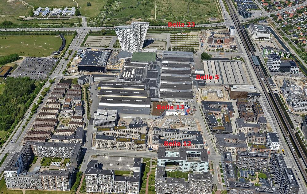 V8 Construction, nor-byg, norDC, nor|DC, nor|byg, beton, in situ, pladsstøbt, armering, bundplader, højhus