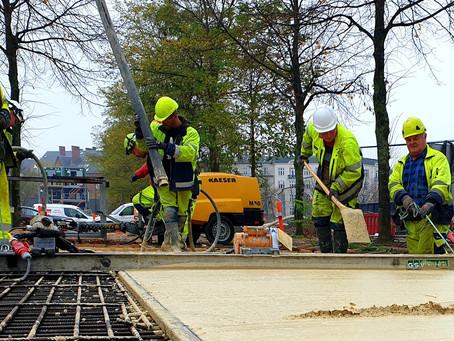 Enghave Parken er blevet nomineret til Bæredygtig Beton Prisen 2021