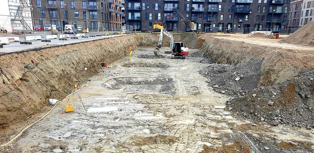 nor|D, nordc, nor|byg, v8c, v8, v8construction, solstra, bellacenter, bellacentret, petri og haugsted, beton, in situ, bundplade, elevatorgruber, betonkanon, terrændæk