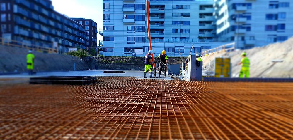 IBF, betonkanon, nor|DC, armeringsstål og beton