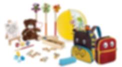 Artykuły dla dzieci z Logo. Plecaki, piórniki, piłki i inne gadżety reklamowe z nadukiem.
