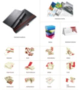 Poligrafia i kalendarze z Twoim Logo. Notesy, katalogi, koperty, teczki z nadrukiem.