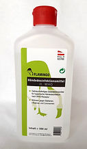 Flamingo_Händedesinfektionsmittel_500ml.