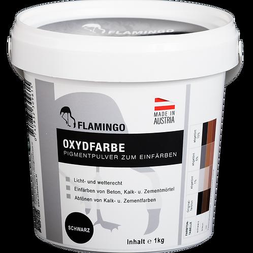 Flamingo Oxydfarbe schwarz Inhalt: 1 kg