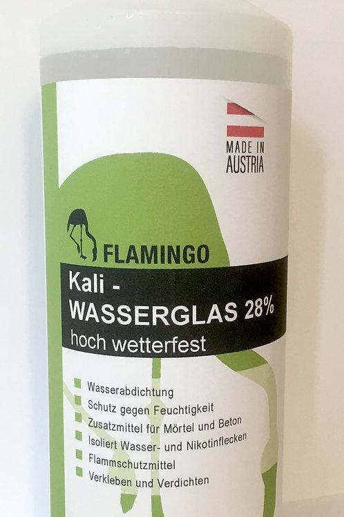 Flamingo Kali Wasserglas Inhalt: 1 Liter