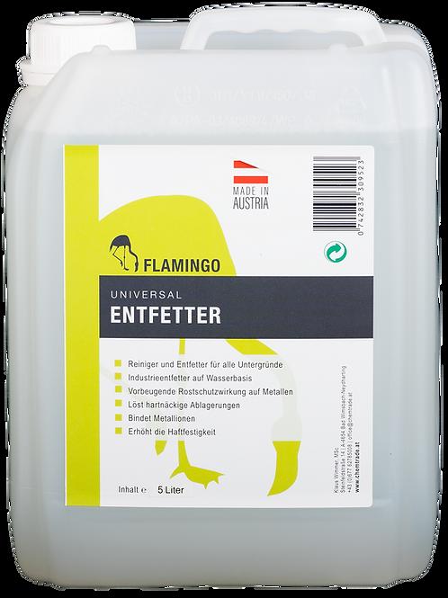 Flamingo Universal Entfetter (VOC-free) Inhalt: 5 Liter