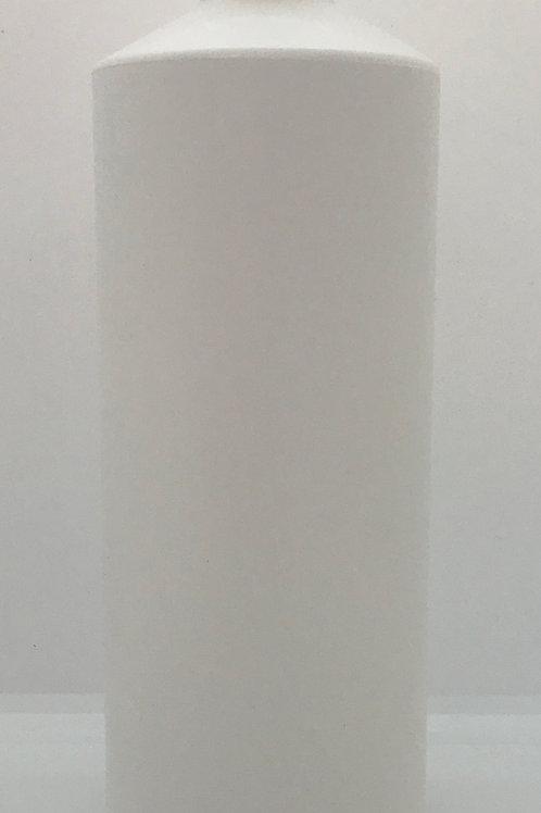 Flamingo Leergebinde 1 Liter Enghalsflasche weiss HDPE mit Sicherheitsverschluss