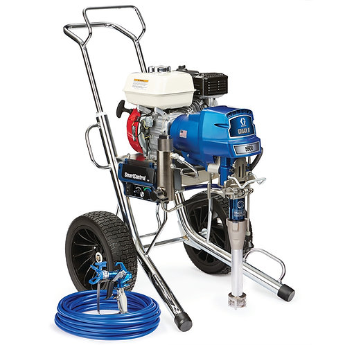 17E833- Graco GMAX II 5900 IronMan Series Gas Airless Sprayer