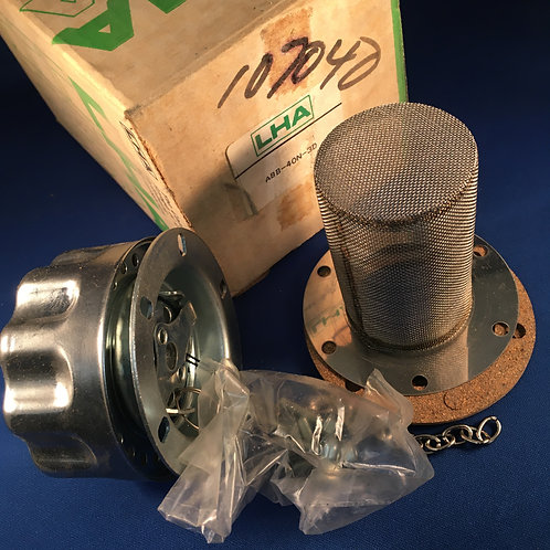 Hydraulic oil strainer like Graco 107074 for 733, 4030, etc