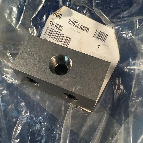 193685 Pressure control manifold