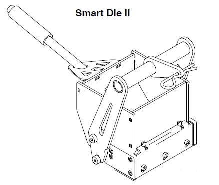 """24H428 Graco Box, 8"""" Smart Die II"""
