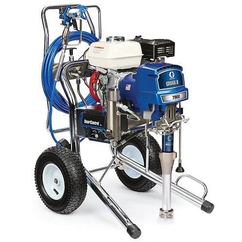 17E837- Graco GMAX II 7900 ProContractor Series Gas Airless Sprayer