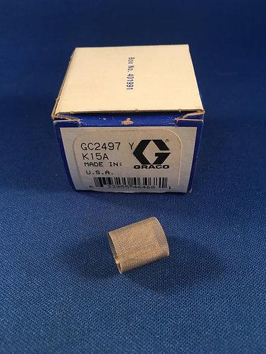 GC2497 Graco Screen for P2 foam gun