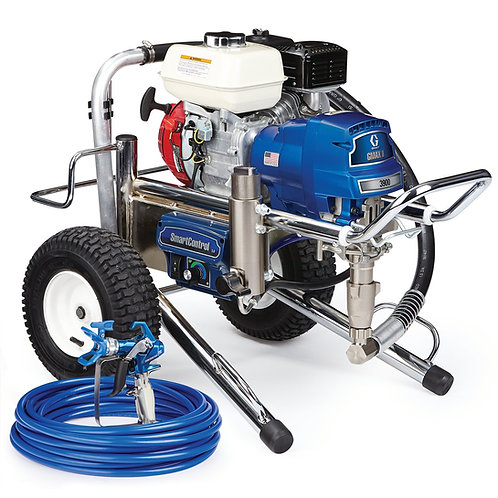 17E826- Graco GMAX II 3900 Standard Series Gas Airless Sprayer, Lo-Boy
