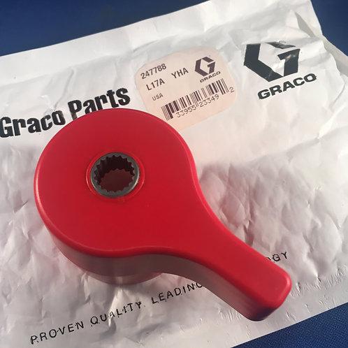Graco 247788 ISO Valve Handle