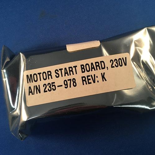 235978 Graco motor start board 230V