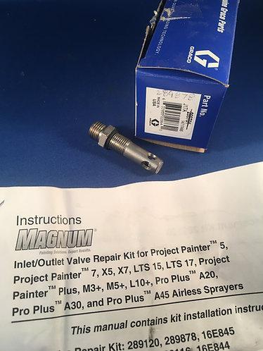 289878 Graco outlet valve for magnum pump