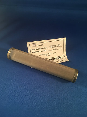 14068 Amspray 100 mesh filter element