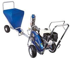 25D226 Graco DutyMax 675Di Big 150 with Hopper  ( + Free Parts!)