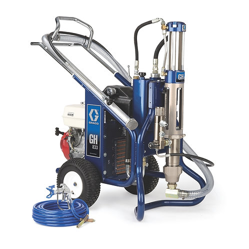 249617-Graco GH 833 Complete  ( + Free Parts!)