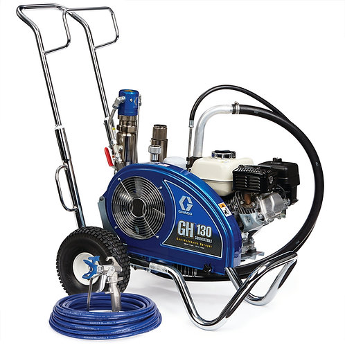 24W923- Graco GH 130 Convertible Standard Series Gas Hydraulic Airless Sprayer