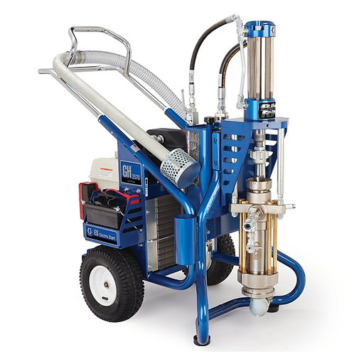 16U278- Graco GH 2570ES Big Rig Gas Hydraulic Sprayer, Bare