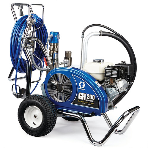 24W927- Graco GH 200 Convertible ProContractor Series Gas Hydraulic Airless