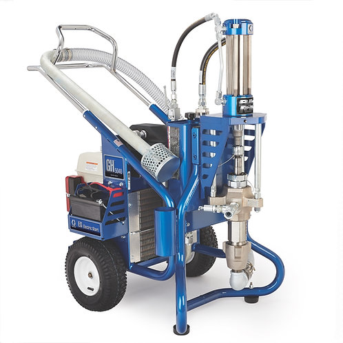 16U782- Graco GH 5040ES Big Rig Gas Hydraulic Sprayer, Big 250 System